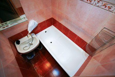 Как самому обновить ванну в домашних условиях
